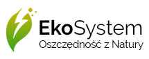 EKOSYSTEM – Fotowoltaika, Pompy ciepła | Stargard Szczecin Logo